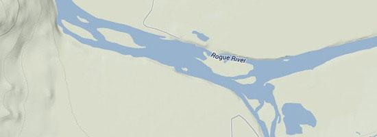 rogue-river-map